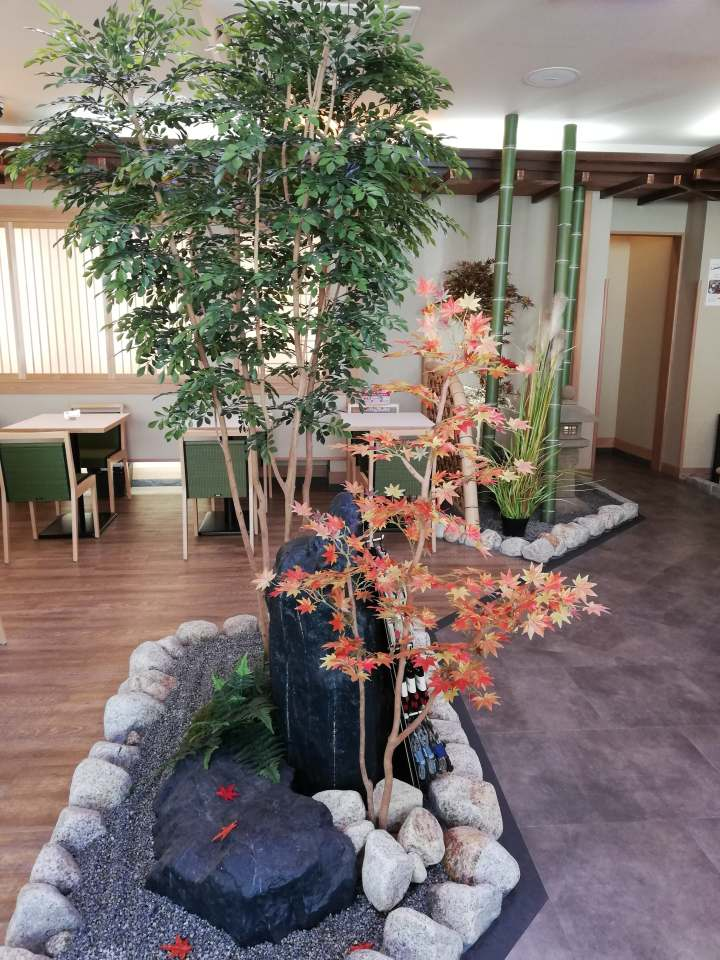 Feeding Takachiho's Veggies and Vegans: Cafe TerraceTakachihoya