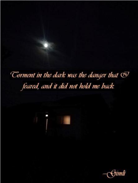gimli quote