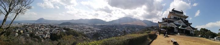 Kifune Castle, Beppu